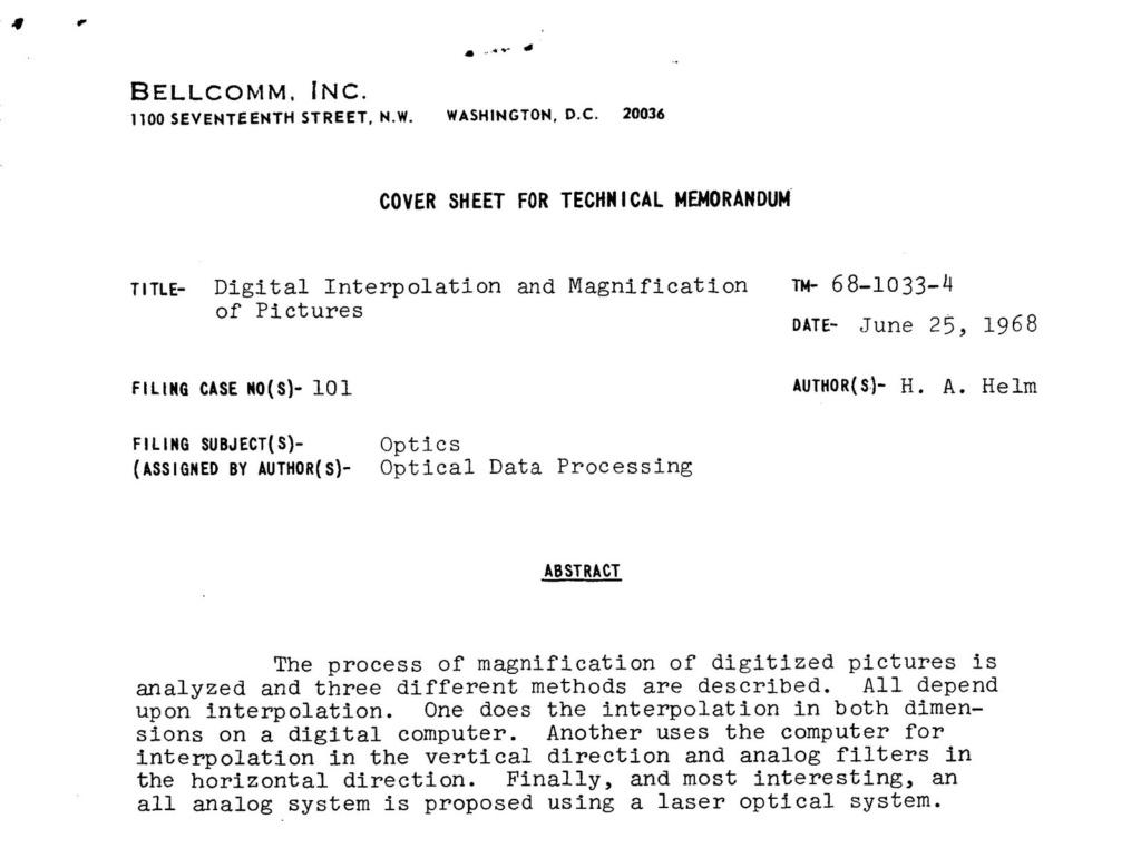 Early Digital Image Processing  Digita10