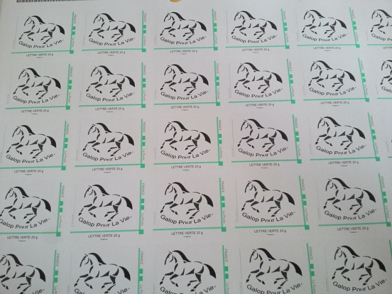 Les timbres GPLV 16166810