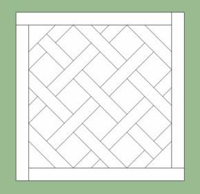 [mini fil pour une mini réalisation] plateau motif Versailles (mais pour quoi faire ???) Platea12