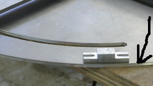 [Fabrication] Guide de coupe angulaire pour scie à format. - Page 2 Vraide10