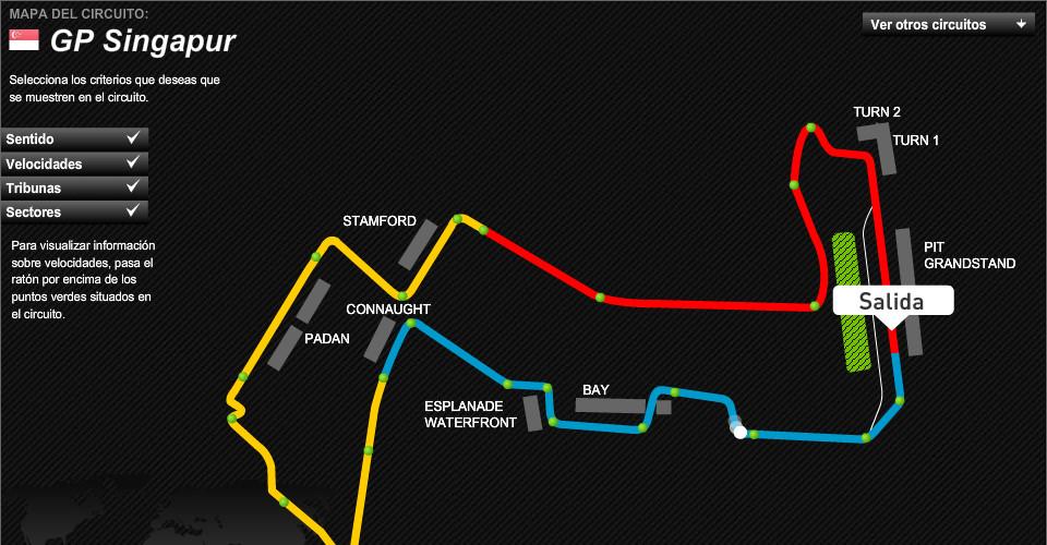 13ª Carrera Temporada 2013- 2014 Gp  Singapur Bandic99