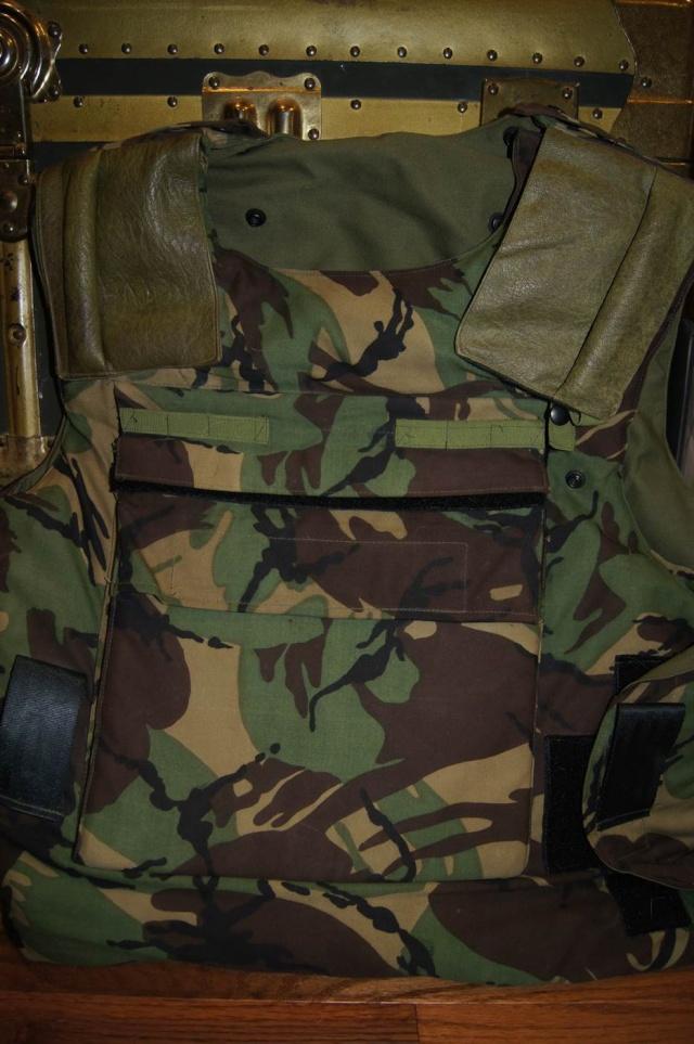 Iraqi Tetranike Body Armor Variant Body_a10