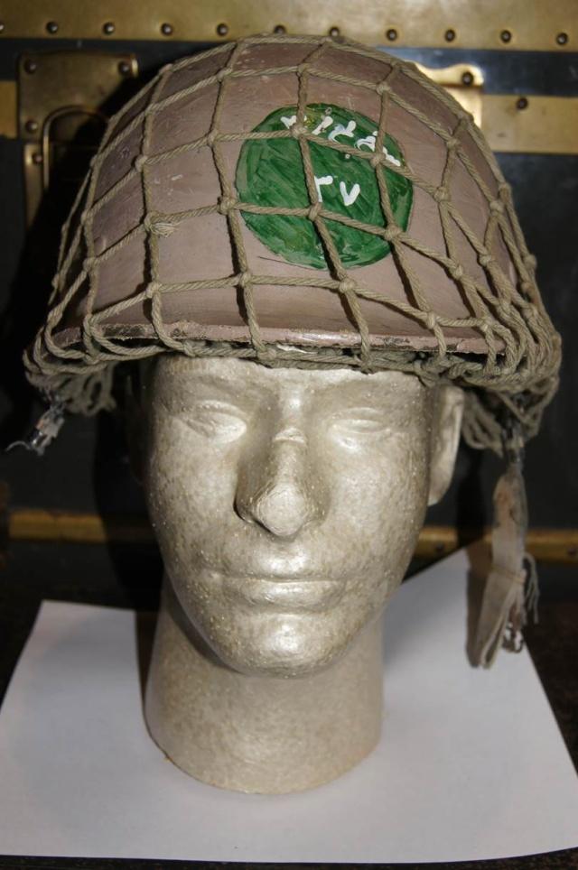Iraqi Painted Helmet Painte10