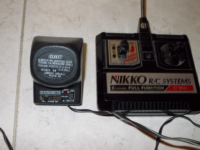 GIG NIKKO ANNI 80 CIRCA TURBO DUELLO PERFETTA INTEGRA FUNZIONANTE antenna rossa 00412