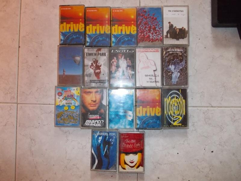 lotto cassette stereo 48 mc anni 90 integre funzionanti  00611
