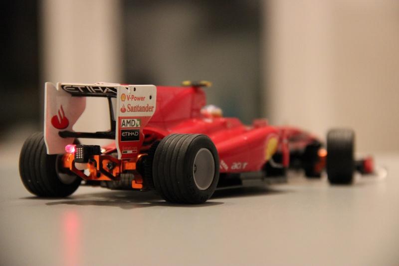 Photo HD Formule 1 Scuderia Ferrarie alonso (8) 0810
