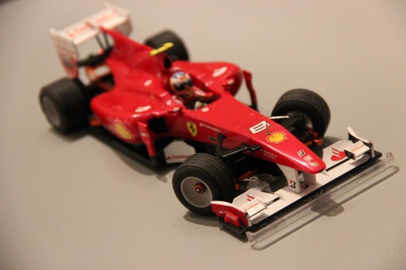 Photo HD Formule 1 Scuderia Ferrarie alonso (8) 1010