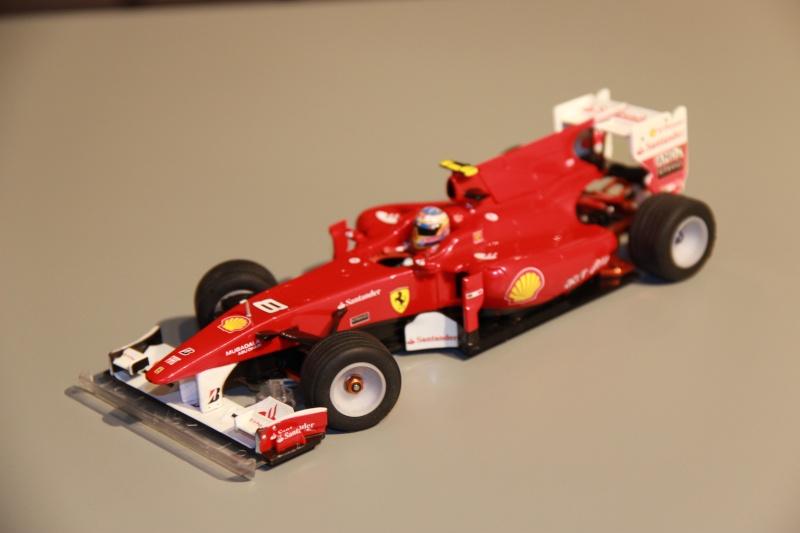 Photo HD Formule 1 Scuderia Ferrarie alonso (8) 1810