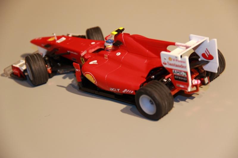 Photo HD Formule 1 Scuderia Ferrarie alonso (8) 2010