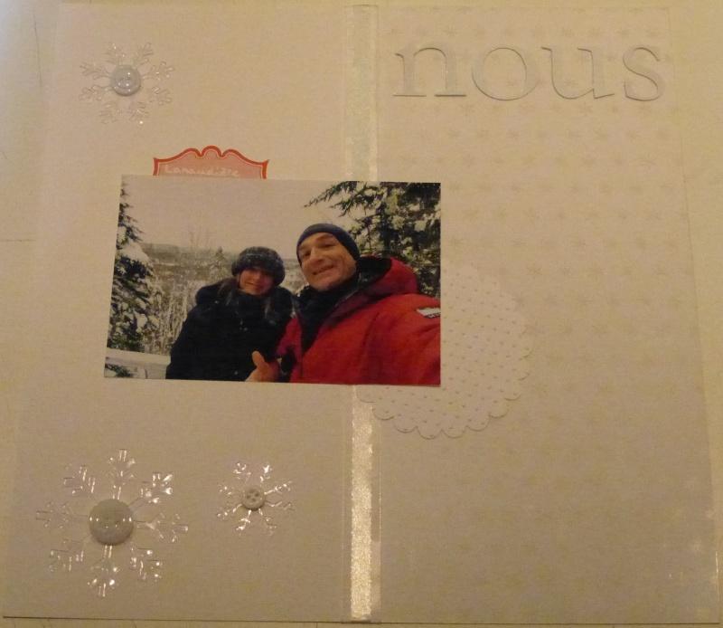 Défi #20 -  mars 2014 : monochrome blanc P1040211