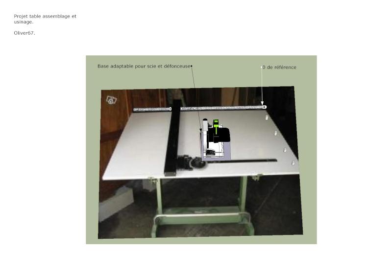 une idée, des conseils, table d'assemblage et découpe Table_10