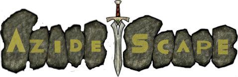 AzideScape Banner Logore10