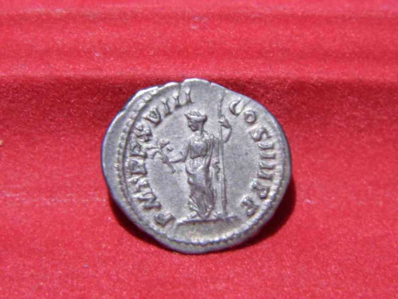 Superbe denier de Caracalla  baisse Dsci6113