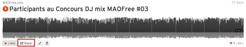 Insérer un Playeur Soundcloud, Mixcloud, une video Youtube ou une image sur le Forum 010