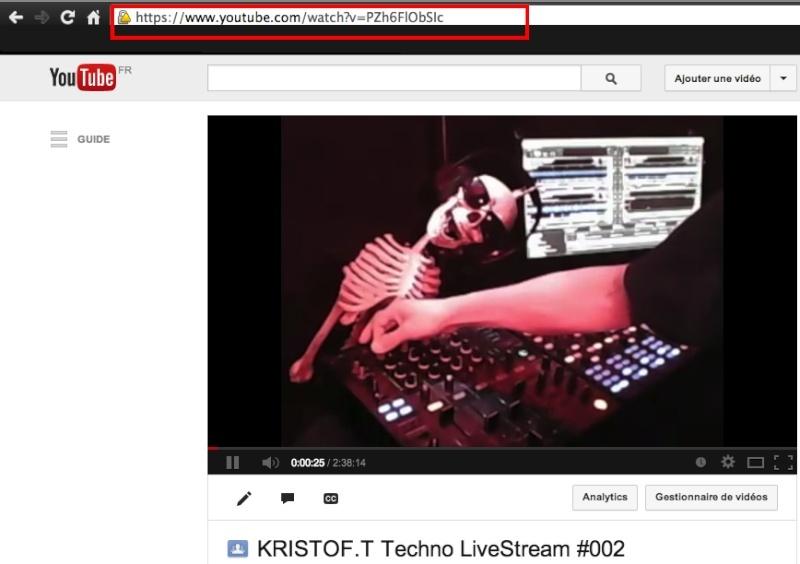 Insérer un Playeur Soundcloud, Mixcloud, une video Youtube ou une image sur le Forum Captur10