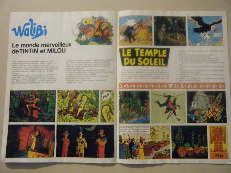 acquisition et collection RG et tintin de Jean Claude - Page 8 Dscf5516
