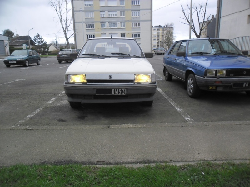 Ma renault 11 spring 1.2 115
