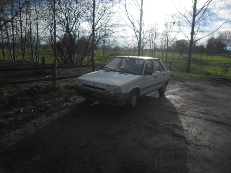 Ma renault 11 spring 1.2 117