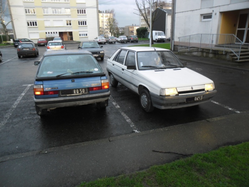 Ma renault 11 spring 1.2 215