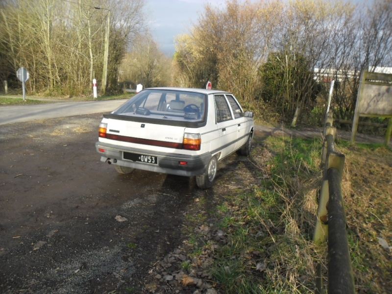 Ma renault 11 spring 1.2 515