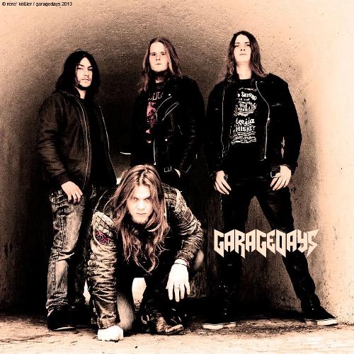 Garagedays - Passion Of Dirt (2014) Album Review Garage10