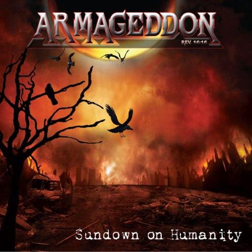 Armageddon Rev 16:16 - Sundown On Humanity (2014) Album Review Sundow10
