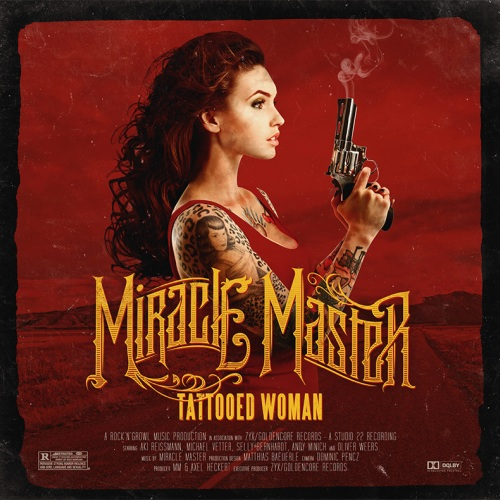 Miracle Master - Tattooed Woman (2014) Album Review Tattoo10
