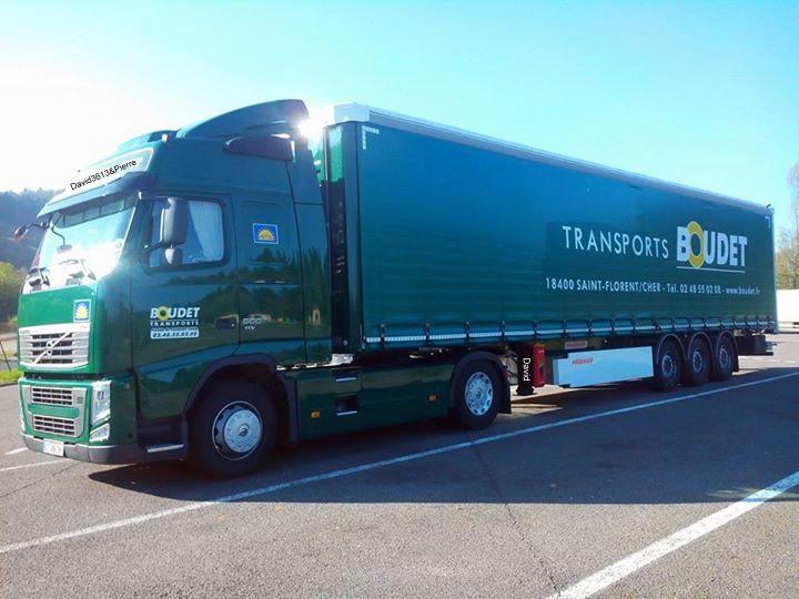 Transports Boudet (Saint-Florent-sur-Cher 18) 11110111