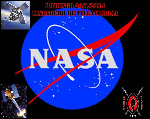 NASA DOMINGO  26/1/2014 MATADERO DE VILLAVICIOSA Cartel16