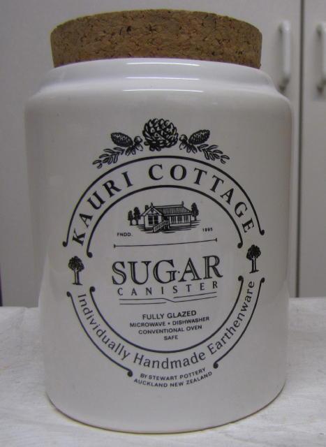 Stewart Kauri Cottage cannister Img_2920
