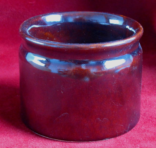 Titian Pottery Canister 1292 Titian10