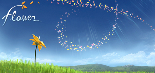 Journey et Flower, le moment poétique  Flower10
