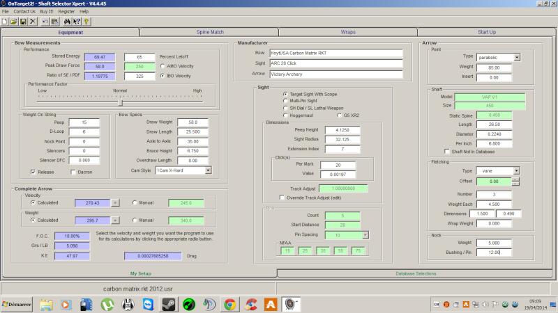 """OT2 """"pour les nuls"""", tutoriel du logiciel On Target 2 (SFA) - Page 2 Ot2equ14"""
