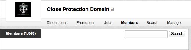 CPD LinkedIn Group Screen12