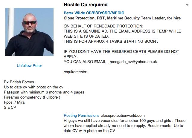 Should your CV be sent ? Screen74
