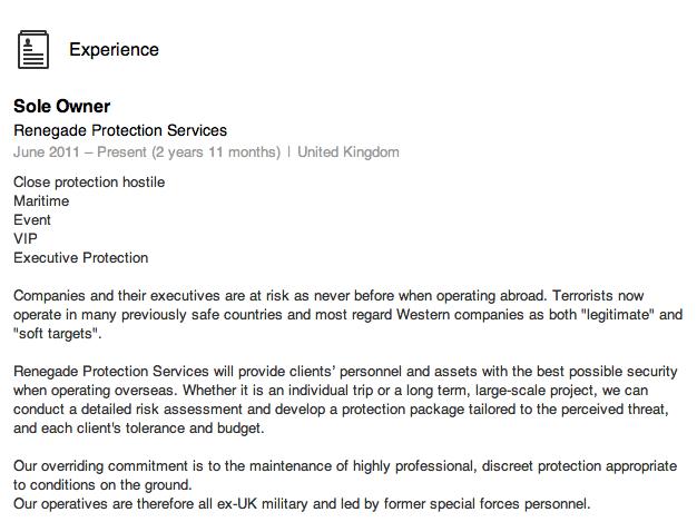 Should your CV be sent ? Screen76
