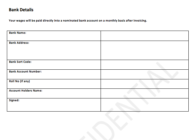 Should your CV be sent ? Screen77