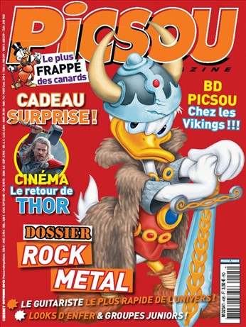 Picsou Magazine 495 5883511