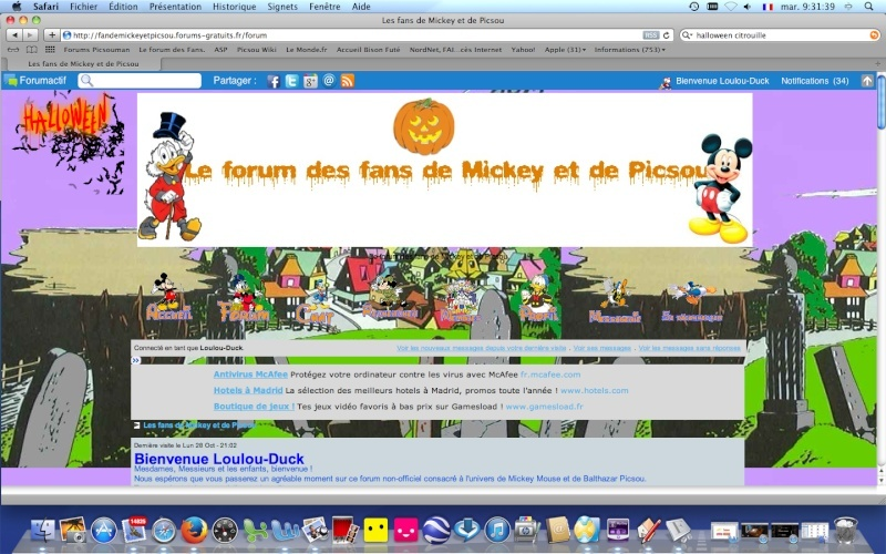Nouveau thème pour le forum ! Halloween ! Captur10
