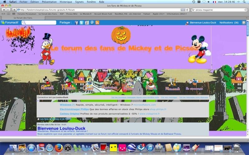 Nouveau thème pour le forum ! Halloween ! Captur11