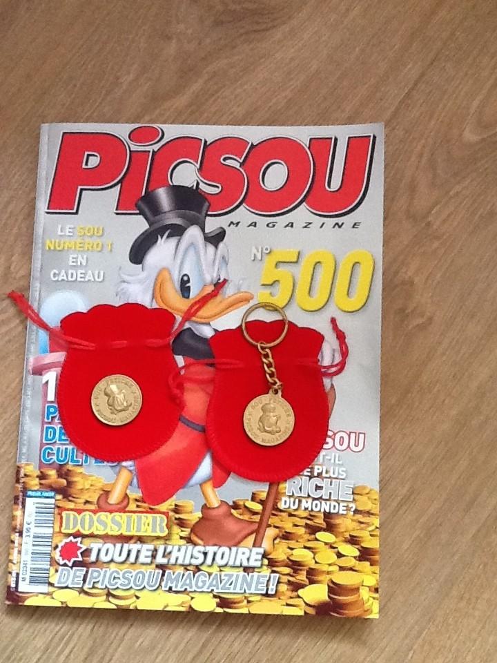 Picsou Magazine 500 Picsou13