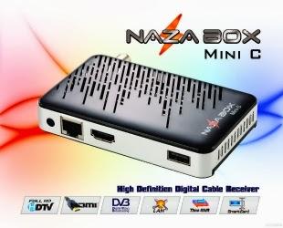 (2 supe LANÇAMENTO ) LANÇAMENTO NAZA BOX MINI CABO #NET_e NAZA BOX MINI S – HD – IKS – WIFI  Lanc3810