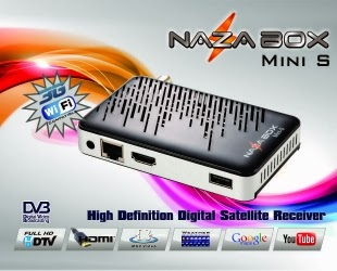 (2 supe LANÇAMENTO ) LANÇAMENTO NAZA BOX MINI CABO #NET_e NAZA BOX MINI S – HD – IKS – WIFI  Naza-b10