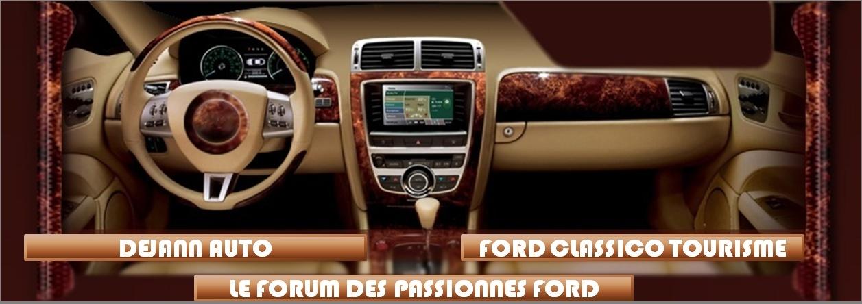 Ford Classico Tourisme Dejann