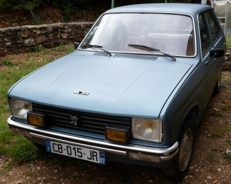 Peugeot 104 GL5 1977 Sam_0110