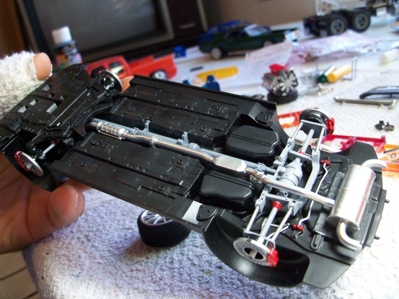 Lancer EVO X Rancing Ver. 2011, de Mitsubishi  - Page 2 100_7013