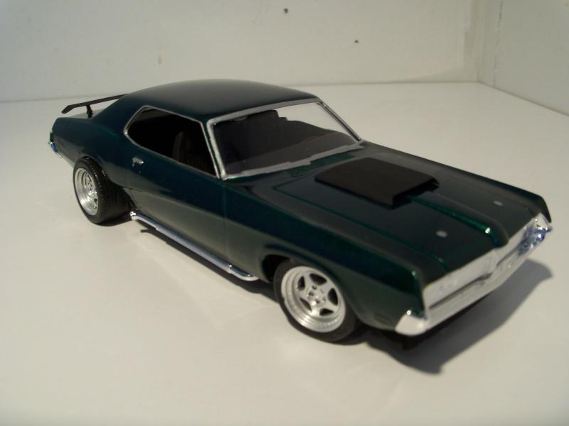Mercury Cougar Eliminator 1969 100_7034