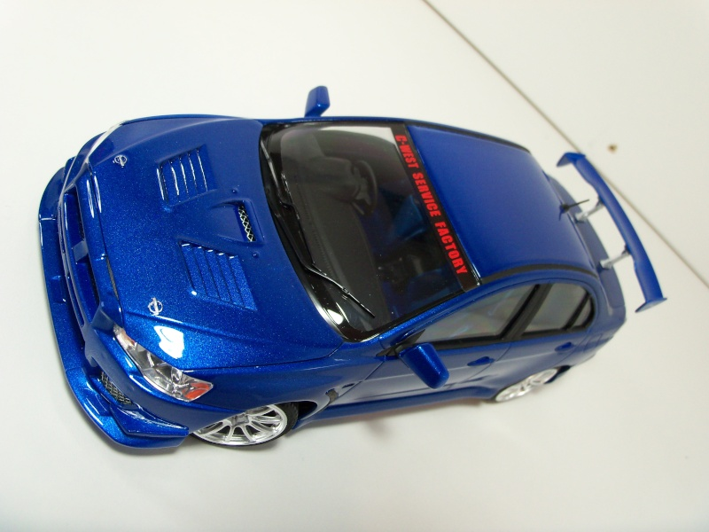 2011, Lancer EVO X Rancing, de Mitsubishi  100_7211