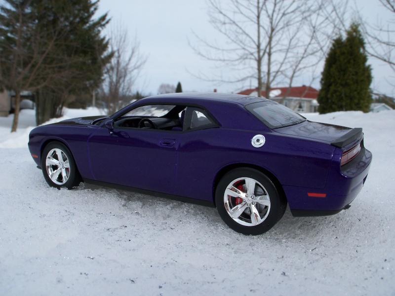 2009  Dodge Challenger SRT8 100_7927