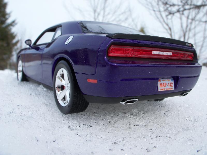 2009  Dodge Challenger SRT8 100_7929
